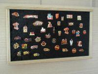 Schaukasten für Pin, Orden Format 50cm x 30cm